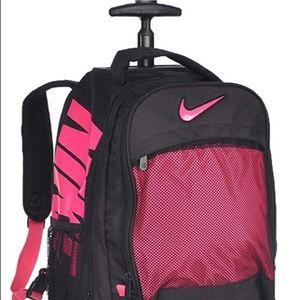 Nike roller back backpack NWT